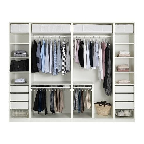 Best 20 Ikea Pax Wardrobe Ideas On Pinterest Ikea Pax Ikea good intended for Double Rail Wardrobes Ikea (Image 5 of 30)