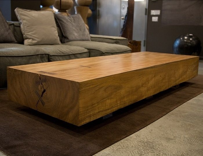 Best 20 Large Coffee Tables Ideas On Pinterest Large Square Good With Coffee Tables Solid Wood (View 4 of 20)