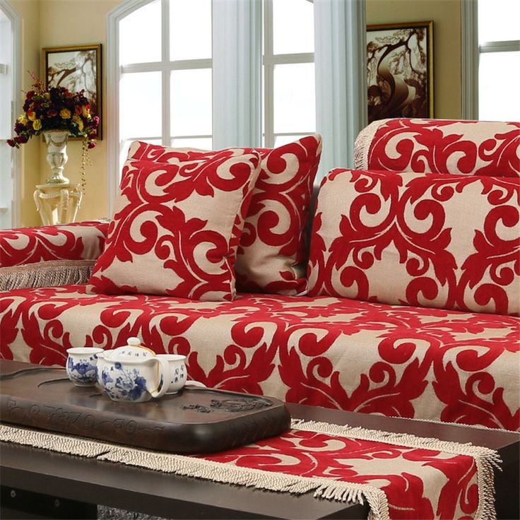 Best 20 Leather Sofa Covers Ideas On Pinterest Leather Couch Very Well Regarding Covers For Sofas And Chairs (View 6 of 20)
