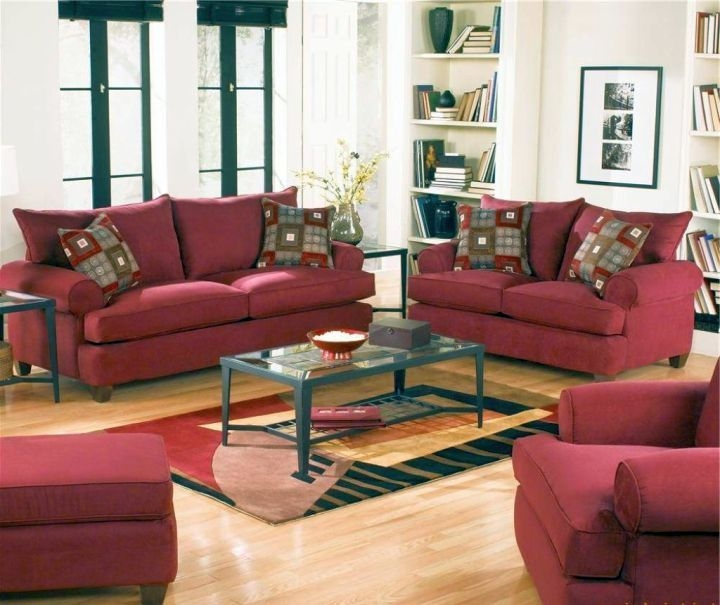Best 20 Maroon Living Rooms Ideas On Pinterest Maroon Room clearly regarding Colorful Sofas And Chairs (Image 4 of 20)