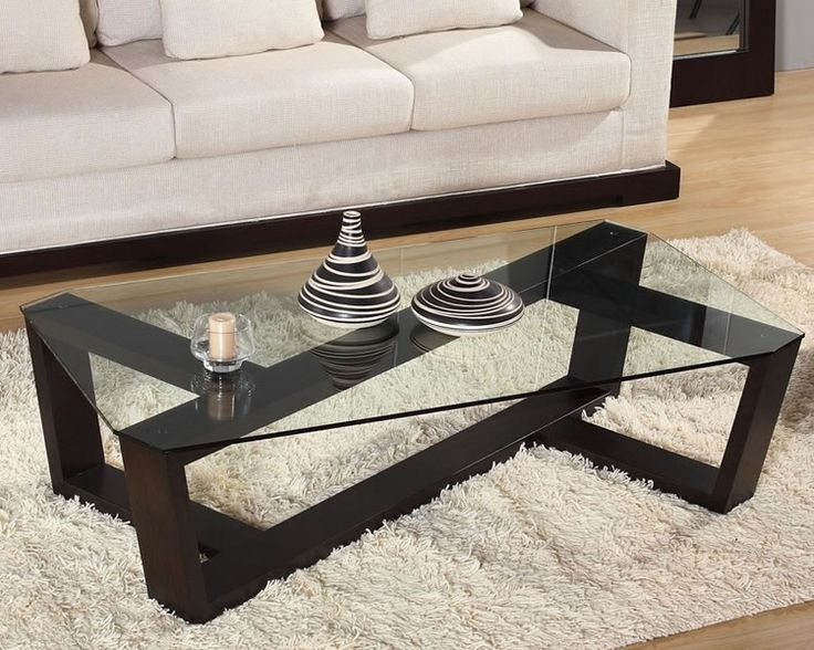 Best 20 Modern Glass Coffee Table Ideas On Pinterest Coffee well pertaining to Contemporary Glass Coffee Tables (Image 5 of 20)