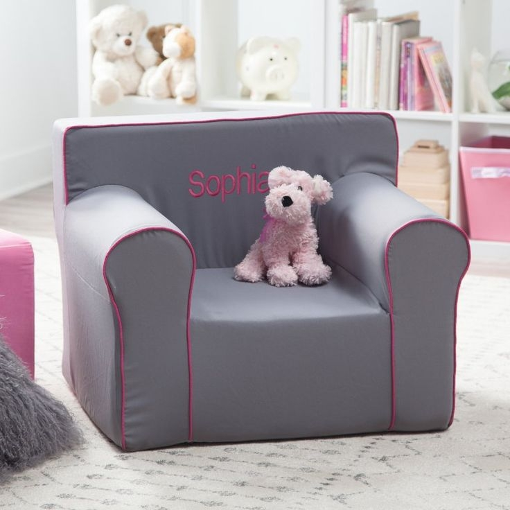 Best 20 Personalized Kids Chair Ideas On Pinterest Childs clearly throughout Personalized Kids Chairs and Sofas (Image 2 of 20)