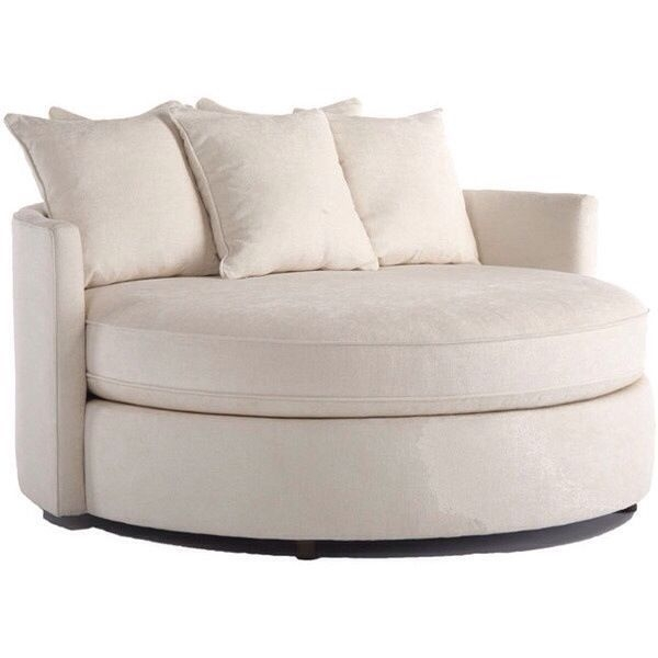 Best 20 Round Sofa Ideas On Pinterest Contemporary Sofa good in Spinning Sofa Chairs (Image 3 of 20)