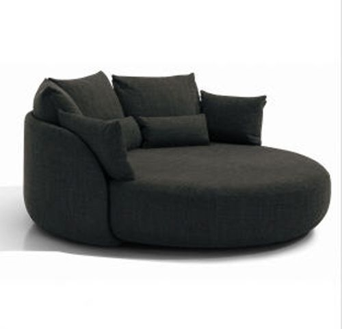 Best 20 Round Sofa Ideas On Pinterest Contemporary Sofa good within Round Sofa Chairs (Image 3 of 20)