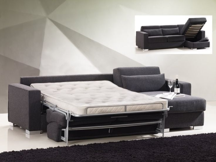 Best 20 Sectional Sofa With Sleeper Ideas On Pinterest Cheap Clearly Regarding Sleeper Sectional Sofas (View 1 of 20)