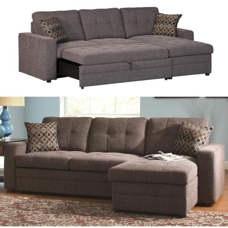 Best 20 Sectional Sofa With Sleeper Ideas On Pinterest Cheap well for 3 Piece Sectional Sleeper Sofa (Image 4 of 20)