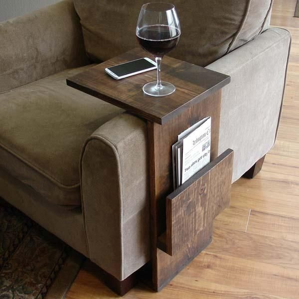 Featured Photo of Sofa Side Tables With Storages