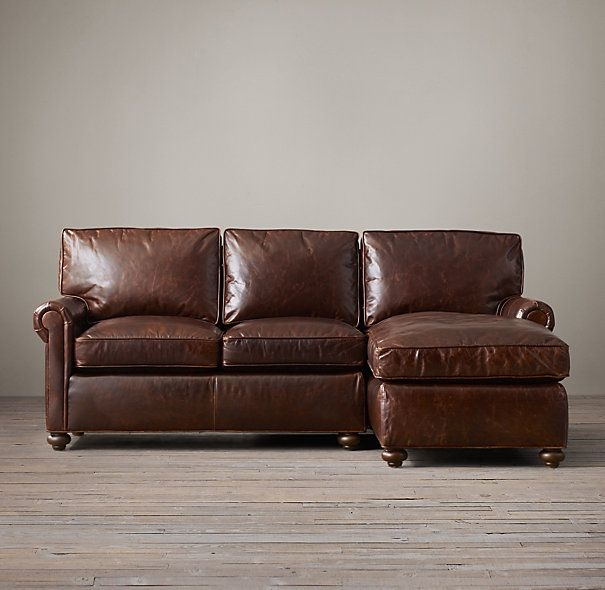 Best 20 Small Leather Sofa Ideas On Pinterest Furniture Decor perfectly in Condo Sectional Sofas (Image 7 of 20)