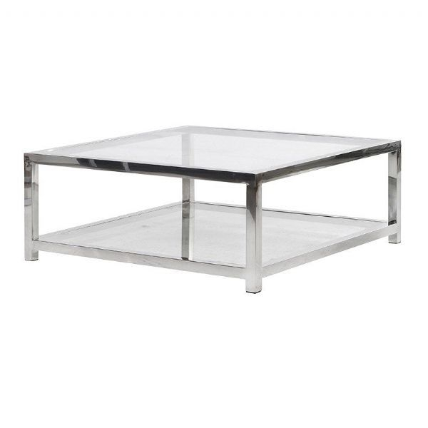 Best 20 Square Coffee Tables Ideas On Pinterest Build A Coffee clearly within Metal Square Coffee Tables (Image 2 of 20)