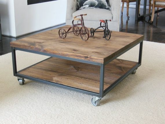 Best 20 Square Coffee Tables Ideas On Pinterest Build A Coffee perfectly with Metal Square Coffee Tables (Image 4 of 20)