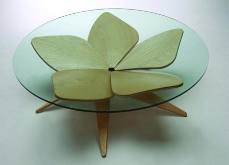 Best 20 Unusual Coffee Tables Ideas On Pinterest Natural Wood properly inside Unusual Glass Top Coffee Tables (Image 6 of 30)