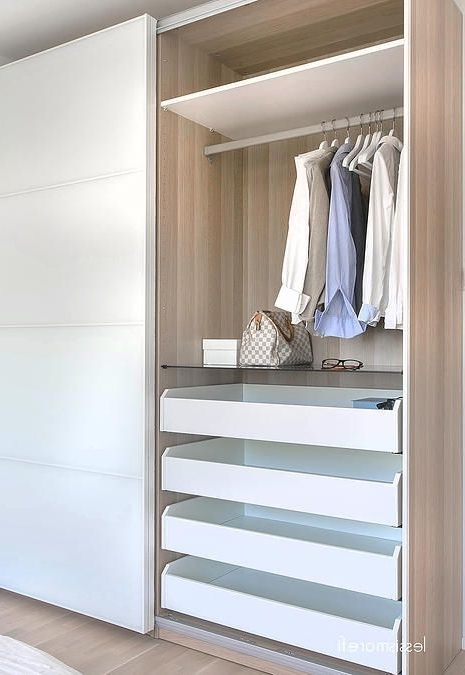 Best 20 Wardrobe Drawers Ideas On Pinterest Shoe Cupboard good within Double Wardrobe With Drawers And Shelves (Image 17 of 30)