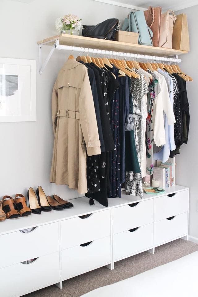 Best 20 Wardrobe Drawers Ideas On Pinterest Shoe Cupboard properly inside Tall Double Hanging Rail Wardrobes (Image 11 of 30)