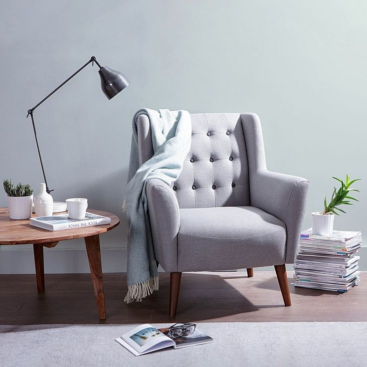 Best 25 Armchairs Ideas On Pinterest Kate La Vie Armchair And Certainly In Sofa Arm Chairs (View 8 of 20)