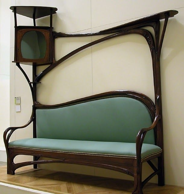Best 25 Art Nouveau Furniture Ideas On Pinterest Art Nouveau nicely with regard to Art Deco Sofa and Chairs (Image 12 of 20)