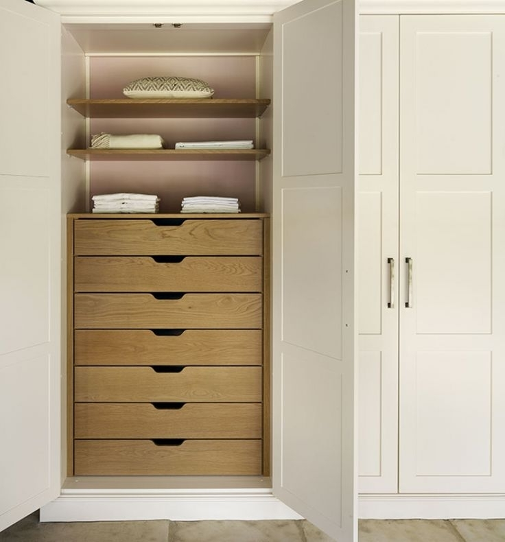 Best 25 Bedroom Wardrobe Ideas On Pinterest Bedroom Cupboards very well for Drawers for Fitted Wardrobes (Image 24 of 30)