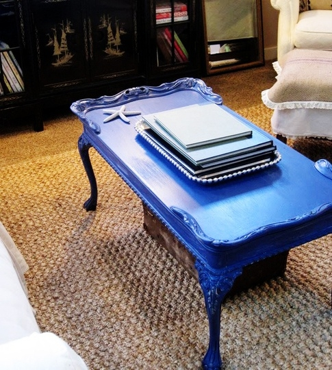 Best 25 Blue Coffee Tables Ideas Only On Pinterest Beach Style effectively regarding Blue Coffee Tables (Image 2 of 20)