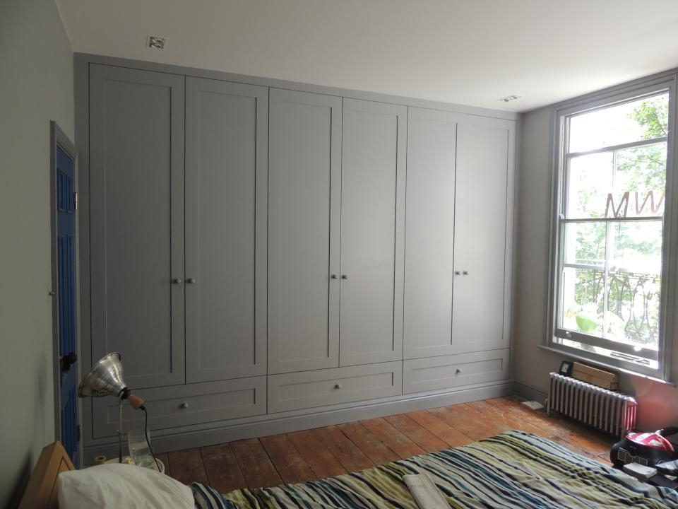 Best 25 Built In Wardrobe Doors Ideas On Pinterest Bedroom most certainly inside Fitted Wooden Wardrobes (Image 20 of 30)