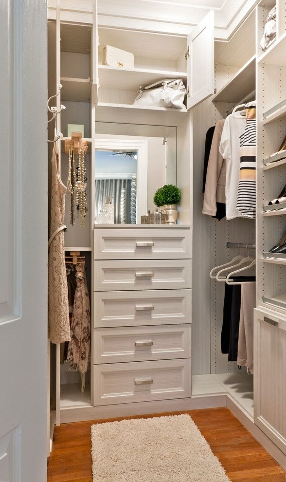 Best 25 Closet Decoration Ideas On Pinterest Bedroom Closet nicely inside Drawers And Shelves For Wardrobes (Image 21 of 30)