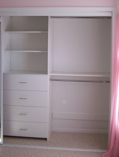 Best 25 Closet Shelving Ideas On Pinterest Small Master Closet very well regarding Drawers And Shelves For Wardrobes (Image 19 of 30)