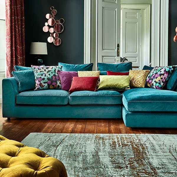 Best 25 Colorful Couch Ideas On Pinterest Green Living Room perfectly for Colorful Sofas and Chairs (Image 10 of 20)