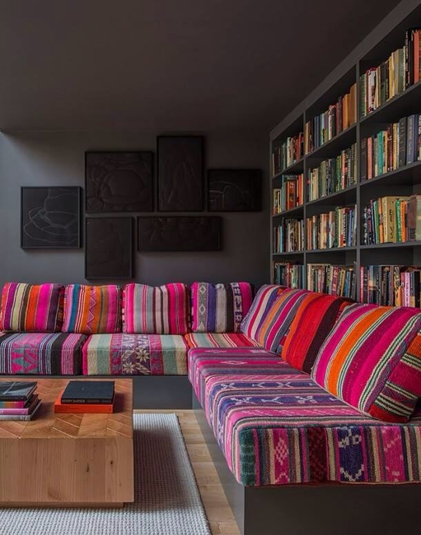 Best 25 Colorful Couch Ideas On Pinterest Green Living Room very well in Colorful Sofas And Chairs (Image 11 of 20)