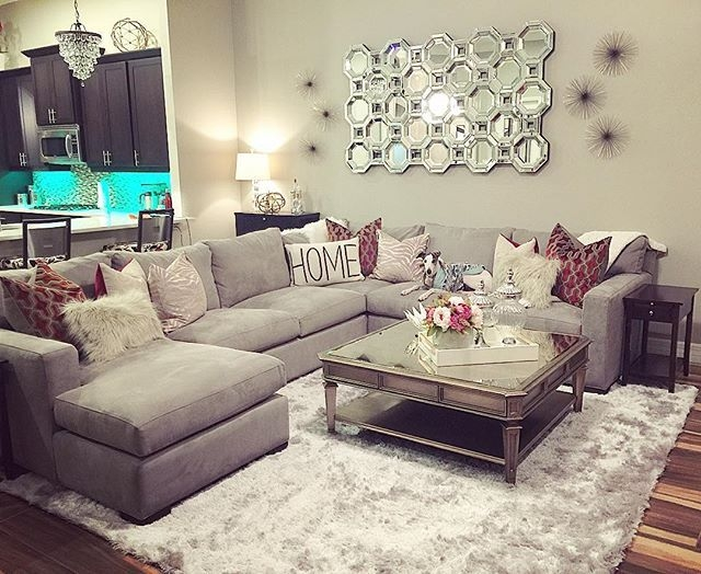 Best 25 Comfy Sectional Ideas On Pinterest Sectional Couches Nicely Throughout Comfortable Sectional Sofa (View 4 of 20)
