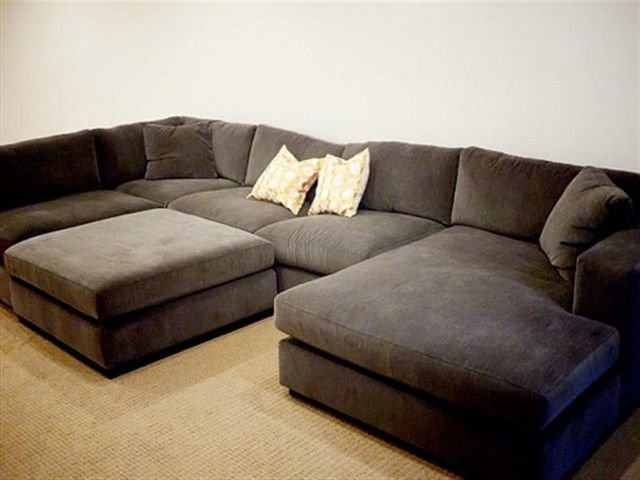 Popular Photo of Comfortable Sectional Sofa