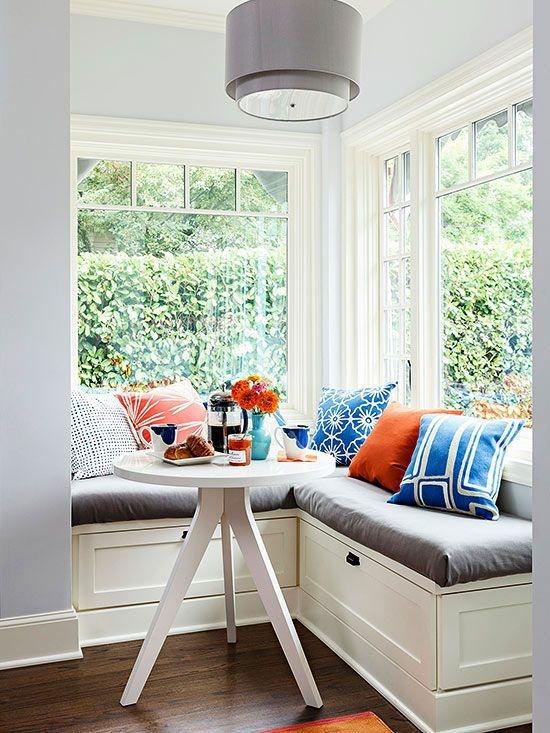 Best 25 Corner Window Seats Ideas On Pinterest Window Design Perfectly Throughout Corner Seating Ideas (View 11 of 20)