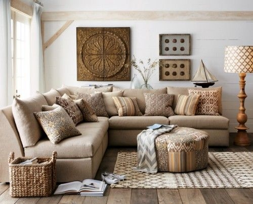 Best 25 Cottage Style Furniture Ideas On Pinterest Nicely Intended For Sofas And
