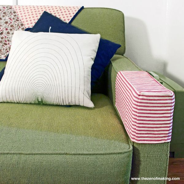 Best 25 Couch Arm Covers Ideas On Pinterest Granny Love perfectly inside Sofa Arm Caps (Image 4 of 20)
