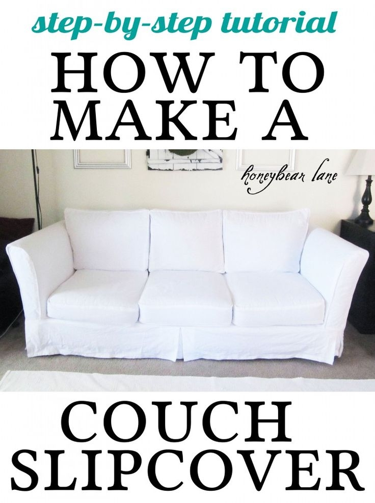 Best 25 Couch Covers Ideas On Pinterest Couch Cushion Covers well intended for Slipcover For Leather Sectional Sofas (Image 2 of 20)