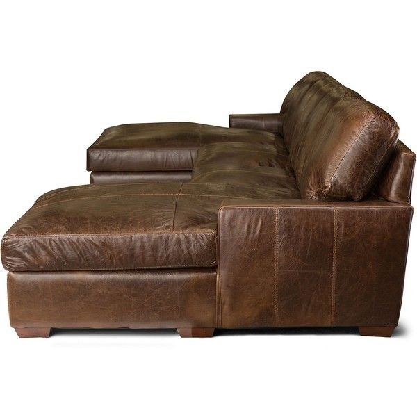 Best 25 Craftsman Sofas And Sectionals Ideas On Pinterest effectively pertaining to Vintage Leather Sectional Sofas (Image 9 of 20)