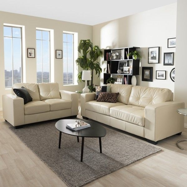 Best 25 Cream Leather Sofa Ideas On Pinterest Cream Sofa clearly with Cream Colored Sofas (Image 4 of 20)
