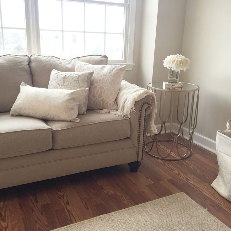 Best 25 Cream Sofa Ideas On Pinterest Cream Couch Living Room Very Well Inside Cream Colored Sofas (Photo 19 of 20)