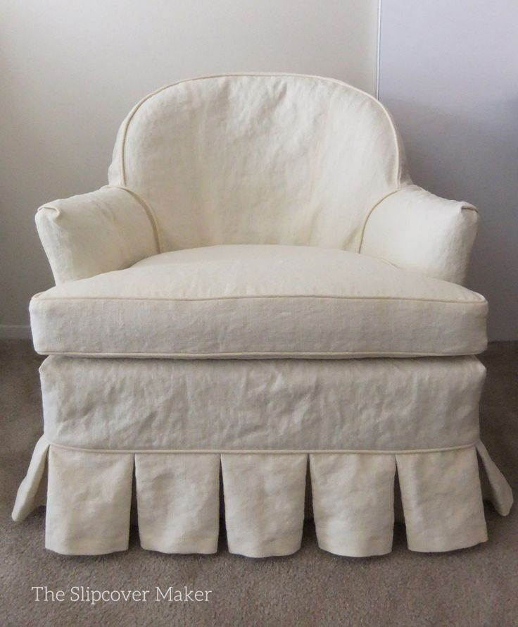 Best 25 Custom Slipcovers Ideas On Pinterest Slipcovers For clearly intended for Slipcovers For Chairs And Sofas (Image 8 of 20)