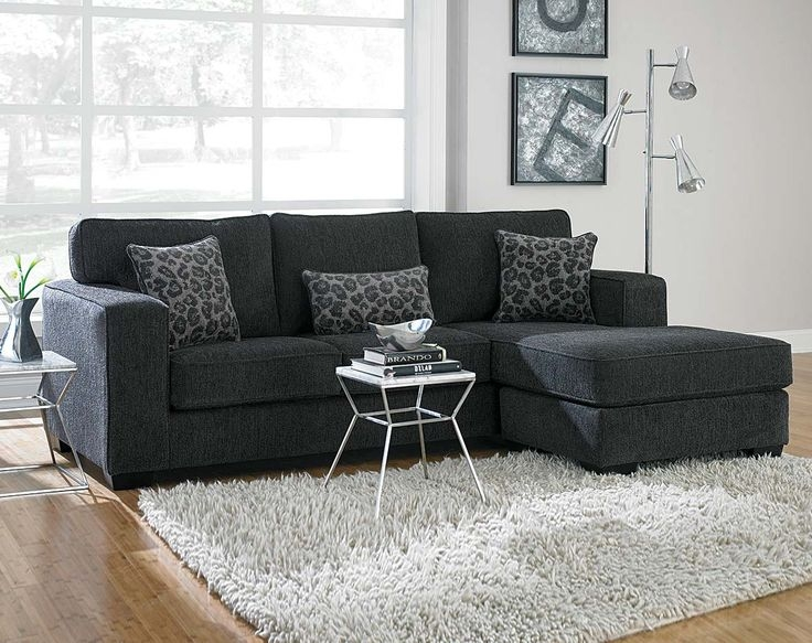 Best 25 Dark Grey Couches Ideas On Pinterest Grey Couch Rooms effectively pertaining to Charcoal Grey Sofas (Image 5 of 20)