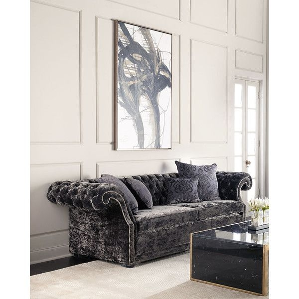 Best 25 Dark Grey Couches Ideas On Pinterest Grey Couch Rooms good with regard to Charcoal Grey Sofas (Image 6 of 20)