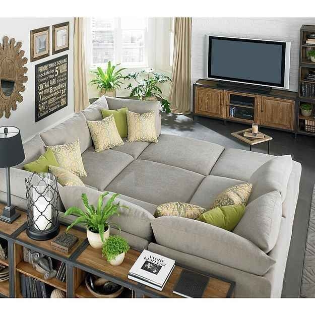 Best 25 Deep Couch Ideas Only On Pinterest Comfy Couches Comfy very well in Extra Wide Sectional Sofas (Image 4 of 20)