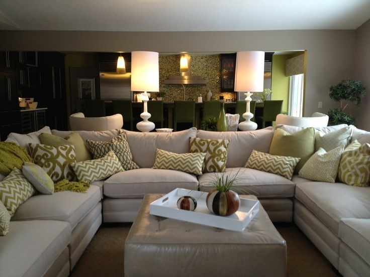 Best 25 Family Room Sectional Ideas On Pinterest Beach Style well intended for Family Sofa (Image 3 of 20)
