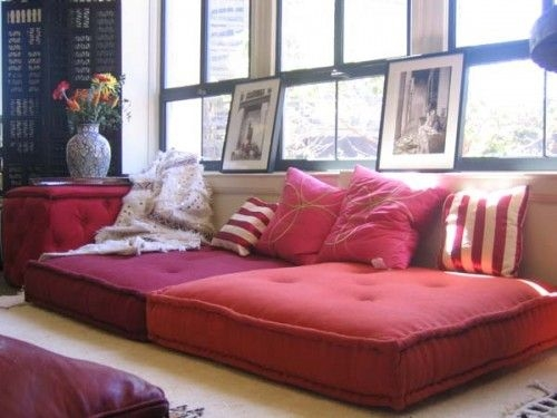 Best 25 Floor Couch Ideas On Pinterest Cushions For Couch definitely within Floor Cushion Sofas (Image 7 of 20)