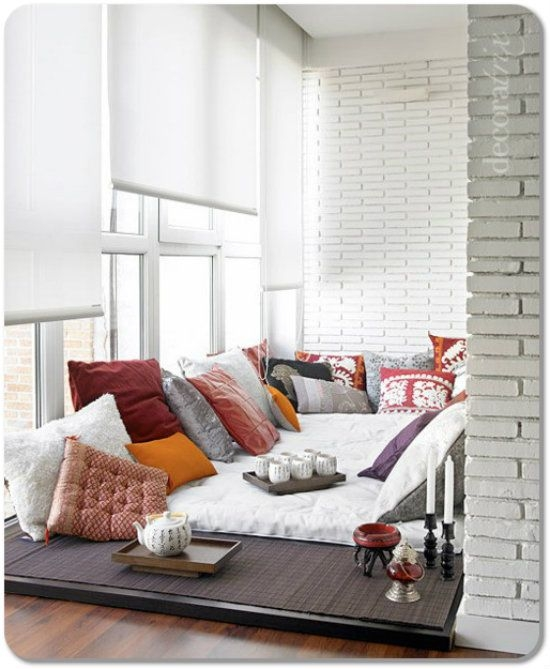 Best 25 Floor Seating Ideas On Pinterest Floor Seating Cushions Effectively Throughout Floor Seating Ideas (View 1 of 20)