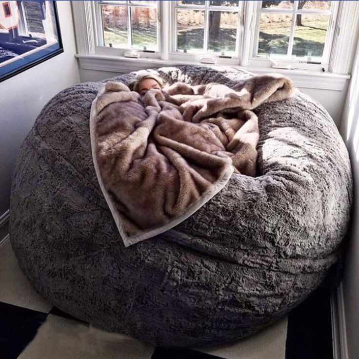 Best 25 Giant Bean Bags Ideas Only On Pinterest Giant Bean Bag good with regard to Bean Bag Sofas and Chairs (Image 9 of 20)