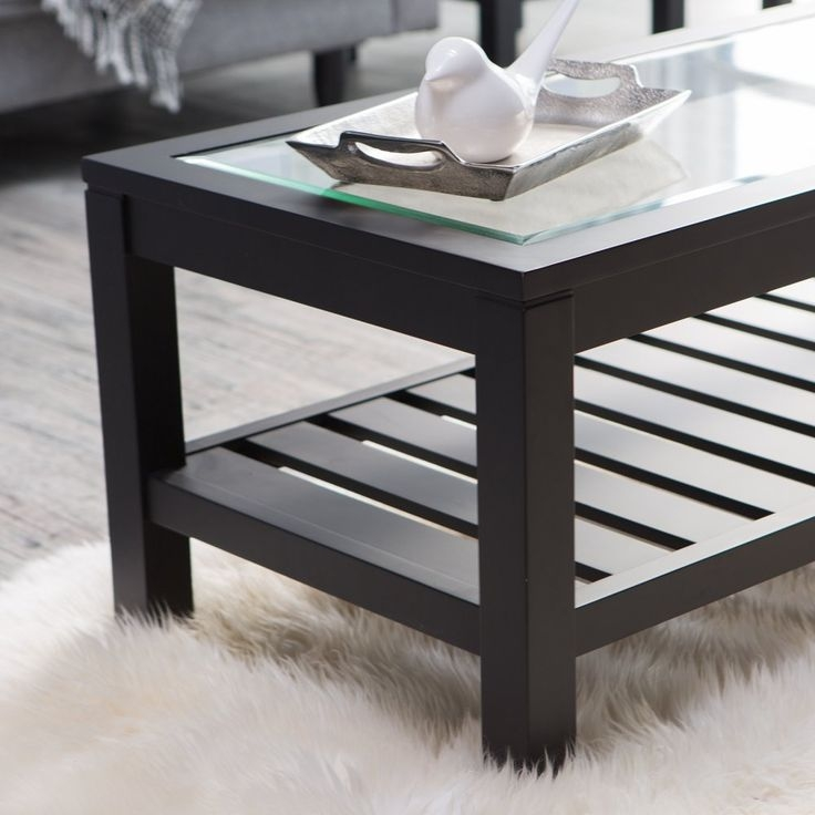 Best 25 Glass Top Coffee Table Ideas On Pinterest Glass Coffee good pertaining to Simple Glass Coffee Tables (Image 1 of 20)