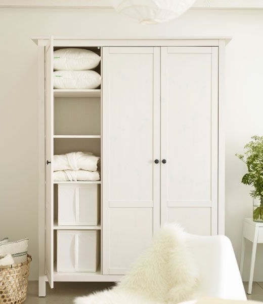 Best 25 Hemnes Wardrobe Ideas On Pinterest Ikea Built In certainly within Double Rail Wardrobes Ikea (Image 18 of 30)