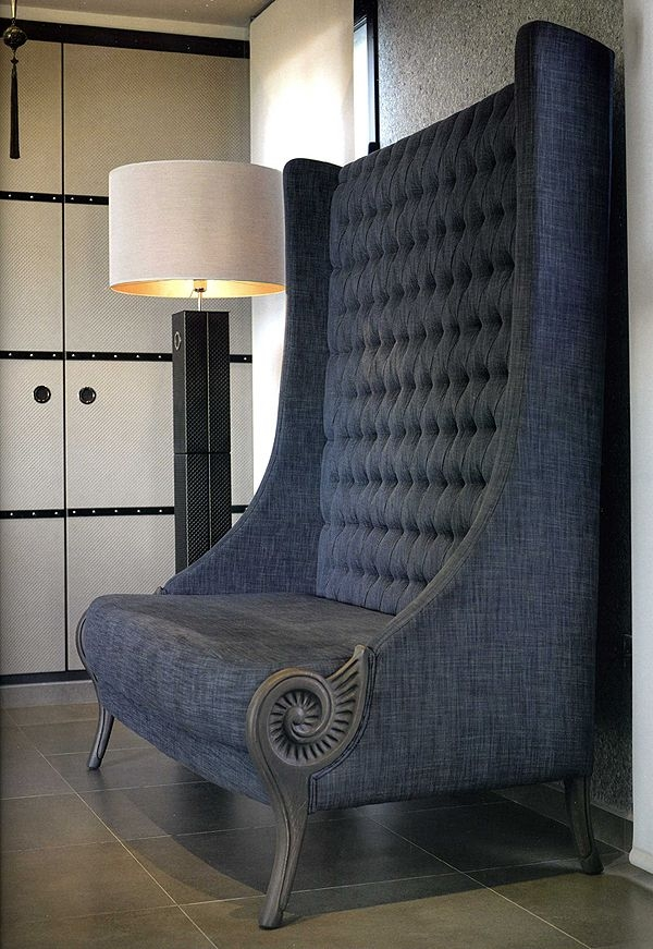 Best 25 High Back Armchair Ideas On Pinterest Lady Luxury Very Well In Sofas With High Backs (View 2 of 20)