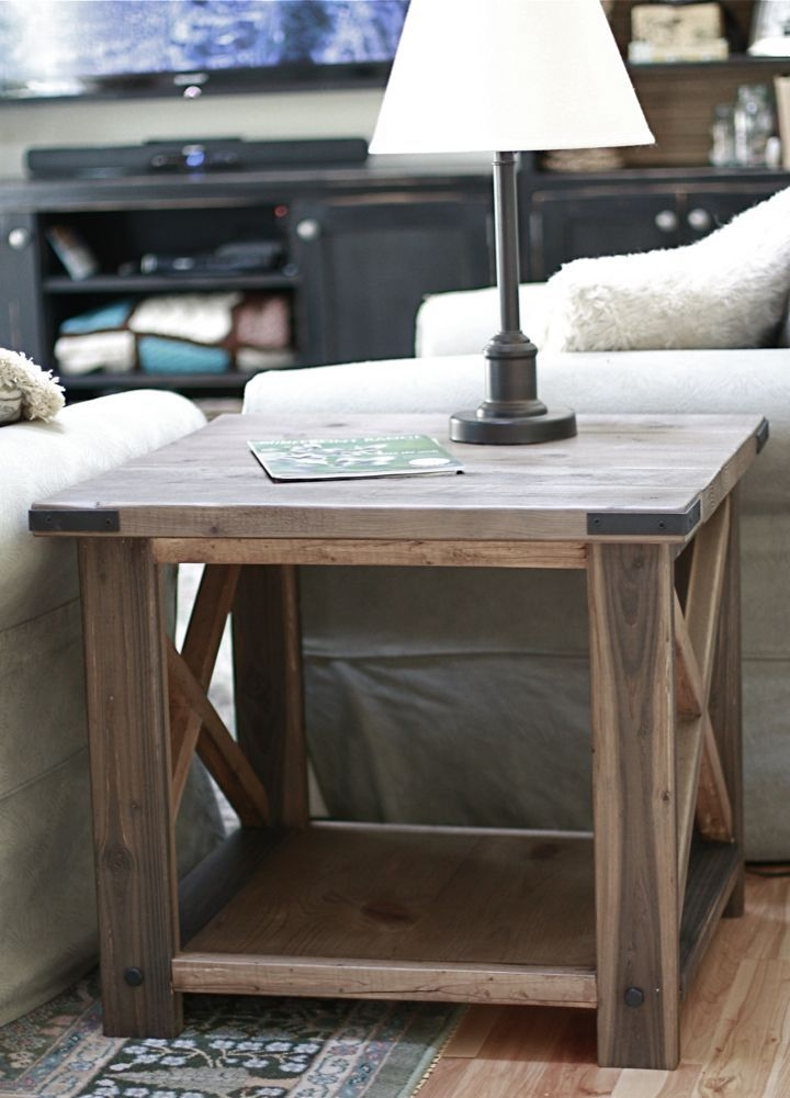 Best 25 Homemade Coffee Tables Ideas On Pinterest Diy Table good regarding Coffee Table With Matching End Tables (Image 5 of 20)