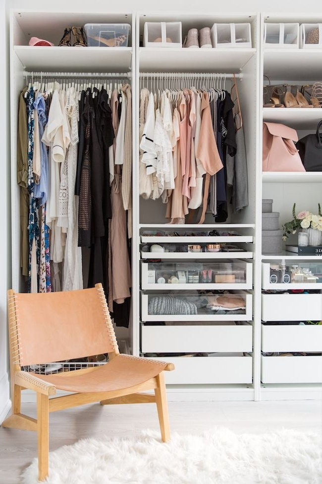 Best 25 Ikea Wardrobe Ideas On Pinterest Ikea Pax Ikea Pax clearly intended for Double Rail Wardrobes Ikea (Image 10 of 30)