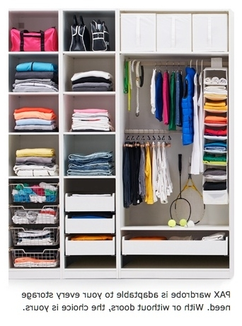 Best 25 Kids Wardrobe Ideas On Pinterest Kids Wardrobe Storage properly within Double Rail Childrens Wardrobes (Image 15 of 30)