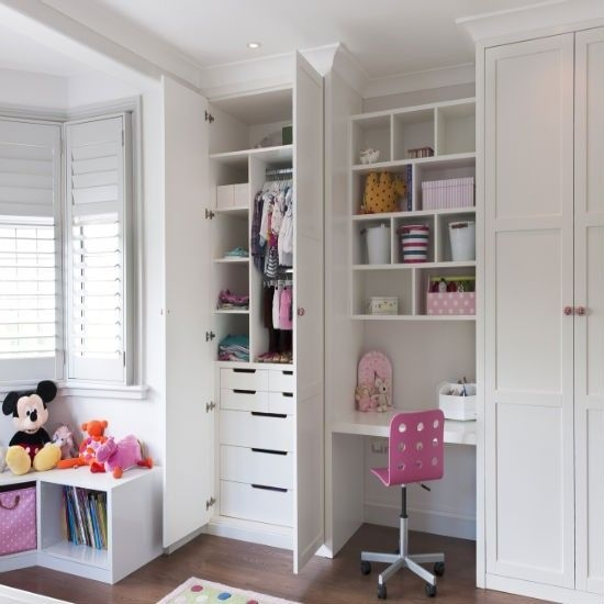 Best 25 Kids Wardrobe Storage Ideas Only On Pinterest Kids clearly pertaining to Childrens Wardrobes With Drawers And Shelves (Image 28 of 30)